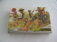 toy soldiers- HO Gurkha (about 200-4 boxes worth)