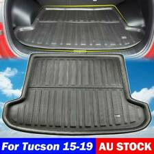 Rear Trunk Cargo Mat Floor Carpet Tray Boot Liner For Hyundai Tucson 2015-2019