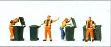 Preiser 10651 Ras El Cubo de basura residual, H0