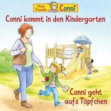 CONNI - 53: CONNI KOMMT IN DEN KINDERGARTEN (NEU) & GEHT AUFS TÖPFCHEN CD NEU