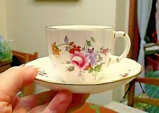 Royal Crown Derby Posies Tea Cup & Saucer
