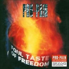 LP-PRO-PAIN-FOUL TASTE OF FREEDOM - LP+CD NEW VINYL