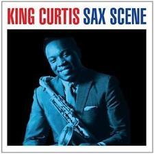 Sax Scene von King Curtis (2013), Neu OVP, 2 CD Set