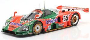 CMR 175 MAZDA 787B model car Weidler Herbert Gachot Winner Le Mans 24h 1991 1:18