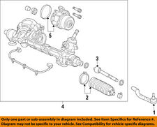 HONDA OEM 16-17 Civic Steering Gear-Inner Tie Rod End 53521TBAA01