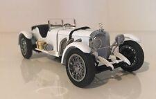 Danbury Mint 1931 Mercedes-Benz SSKL 1/24 Diecast Scale