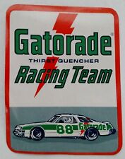 DARRELL WALTRIP GATORADE RACING TEAM #88 Peel and stick Sticker NASCAR