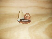 Shade Tree Creations Bill Vernon Sailing Nuts The Hunter 1997 Paper weight