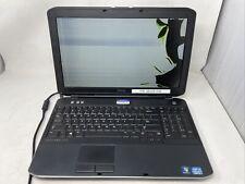 New listing Dell Latitude E5530 I5-3230M 2.6Ghz 8Gb Ram No Hdd No Tray No Os Bad Lcd