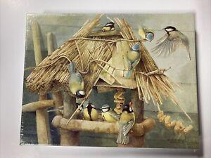 "Marjolein Bastin : ""A Natural Gathering"" Jigsaw Puzzle (500 pieces) Springbok"