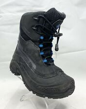 Columbia Youth US 1 Bugaboot Plus IV Omni-heat Boot Black 1790071010