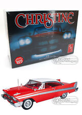 Christine 1958 Plymouth Fury Red 1/25 Model Kit AMT 801 Maquette Stephen King