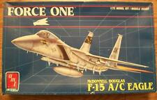 1990 PLASTIC 1:72 SCALE MODEL KIT of a McDONNELL DOUGLAS F-15A/C EAGLE by AMT