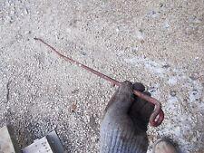 Farmall H M Early SH SM Tractor IH hydraulic belly pump control linkage rod IHC