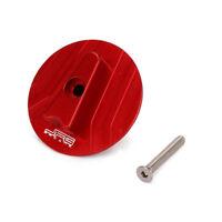 Red Fuel Petcock Turn Lever Knob Screw For Honda Sportrax 400 TRX400EX 2x4