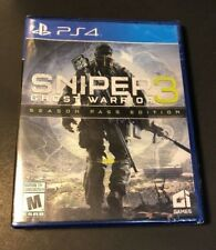 Sniper Ghost Warrior 3 [ Season Pass Edition ] (PS4) NEW