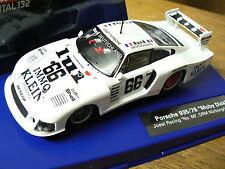 Carrera Digital 132 30579 Porsche 935/78 Moby Dick Joest Racing DRM 1981 Neu