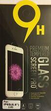 For Apple iPhone 8 Plus 6S Plus Premium Tempered 9H 2.5D Glass Screen PRO* 0.26