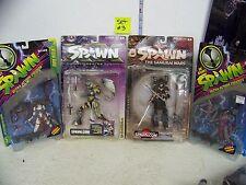 Spawn Set of 4 Girl Figures set #3