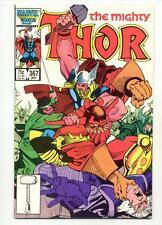 Thor #367    Walt Simonson Story and Art