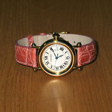 Cartier 1420 Ladies 18K Yellow Gold Watch Pre-Owned