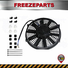 "Universal 10"" Inch Electric Radiator Cooling Thermal Thermo Fan + Mounting kits"
