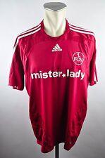 Nürnberg 1. FCN 2007-08 Gr. L Adidas MISTER LADY Jersey Home FC