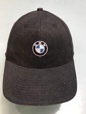 BMW LifeStyle Hat Black