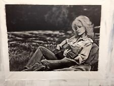 "Huge Dolly Parton Painting in Artists Oils on canvas 40"" x 60"" by J.BLAH"