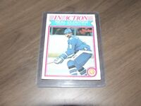 1982-83 O-Pee-Chee Real Cloutier #280