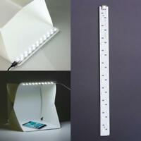 20cm LED Folding Rigid Strip Lamp Strip Hard Light Tube Bar for Lightbox