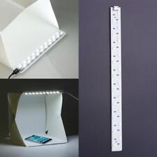 LED Mini Folding Rigid Strip Lamp Strip Hard Light Tube Bar for Lightbox 20cm&Ho