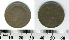 GREAT BRITAIN 1927 - Half Penny Bronze Coin - King George V - #2