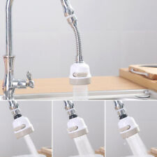 360 Rotation Faucet Booster Shower Head Sprinkler Water Saving Home Family