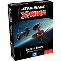 Star Wars X-Wing 2nd Edition  Galactic Empire Conversion Kit *New in Box*