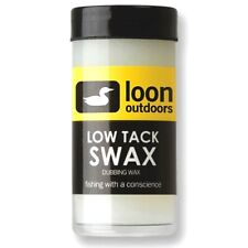 Loon Outdoors Low Tack Swax Dubbing Wax - Free Shipping Options
