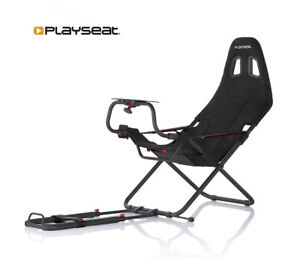 Playseat Challenge Sim Racing Cockpit Simulator Seat Driving Chair Wheel Stand