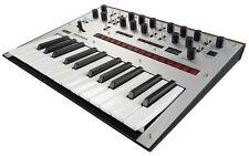 KORG Monophonic Analog Synthesizer monologue SV Silver 25 key New in Box