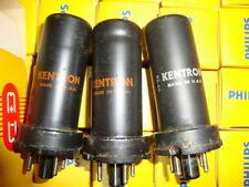 6 X 5Z4 KENTRON NOS TUBES. CRYOTREATED