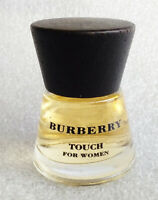 Mini Eau Toilette ✿ BURBERRY TOUCH For WOMEN ✿ Parfum Perfume  5ml. = 0.17 fl.oz