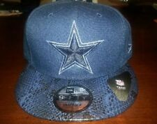 DALLAS COWBOYS Flat Bill Snapback 9Fifty New with Tags NEW ERA OFFICIAL NFL