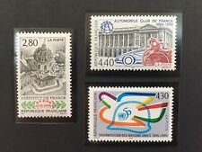 Timbres France 1995 neufs** YT 2973/75