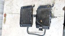 89 Honda XL 600 V XL600 Transalp radiators radiator set right left
