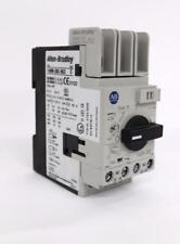 Allen-Bradley 140M-D8E-B63 Motor Circuit Protector/Breaker w/ 140M-C-AFA20 Aux