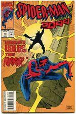 Spiderman 2099 15 VF 7.0 Marvel Peter David Rick Leonardi 1994