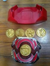 Mighty Morphin Power Rangers Legacy Red Ranger Movie Morpher