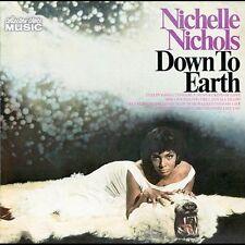 NICHELLE NICHOLS - DOWN TO EARTH (NEW CD)