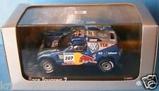 VW RACE TOUAREG 2 #307 DAKAR 2006 SAINZ SCHULZ NOREV
