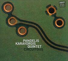 Circuitous by Pandelis Karayorgis Quintet (CD)