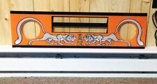 Williams BAD CATS Pinball Machine Speaker DISPLAY Panel BRAND NEW REPLACEMENT